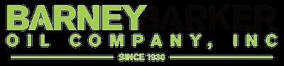 Barney Barker Oil Logo