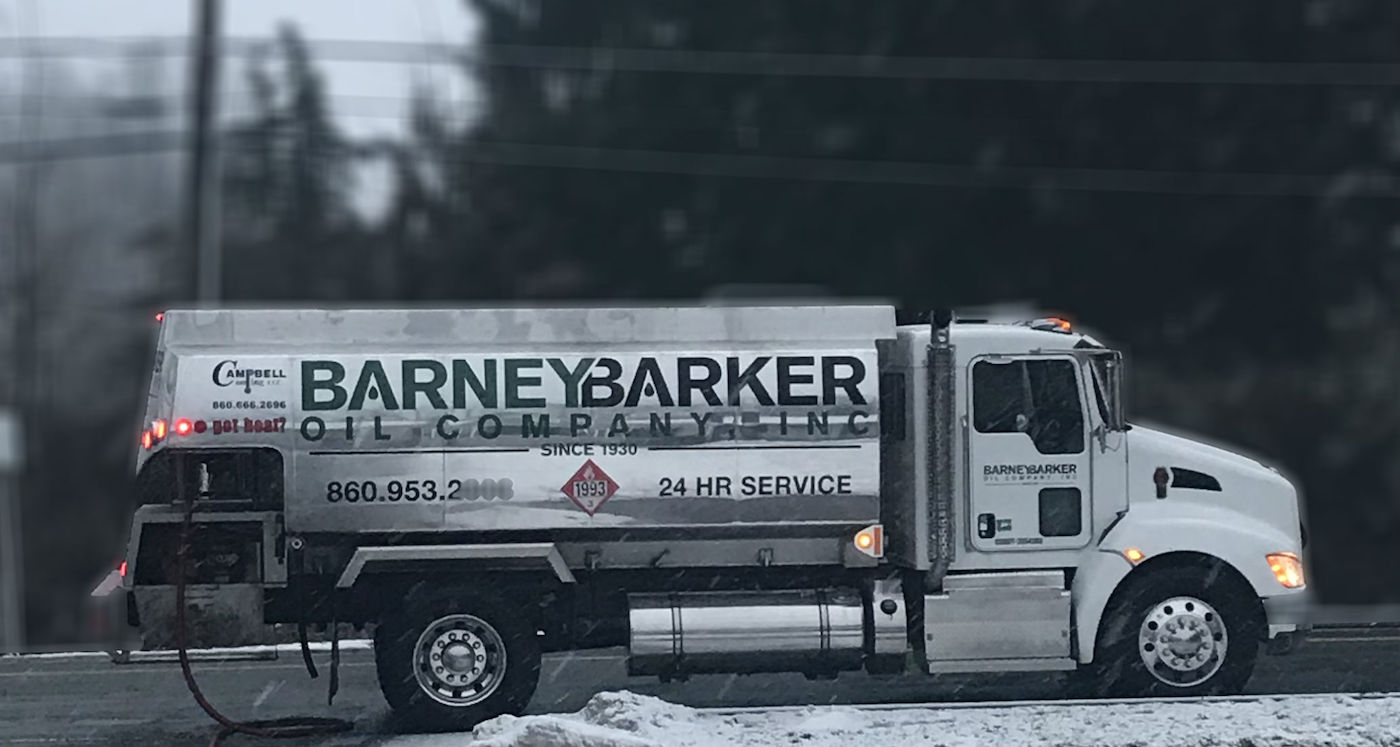 Barney Barker heating oil delivery