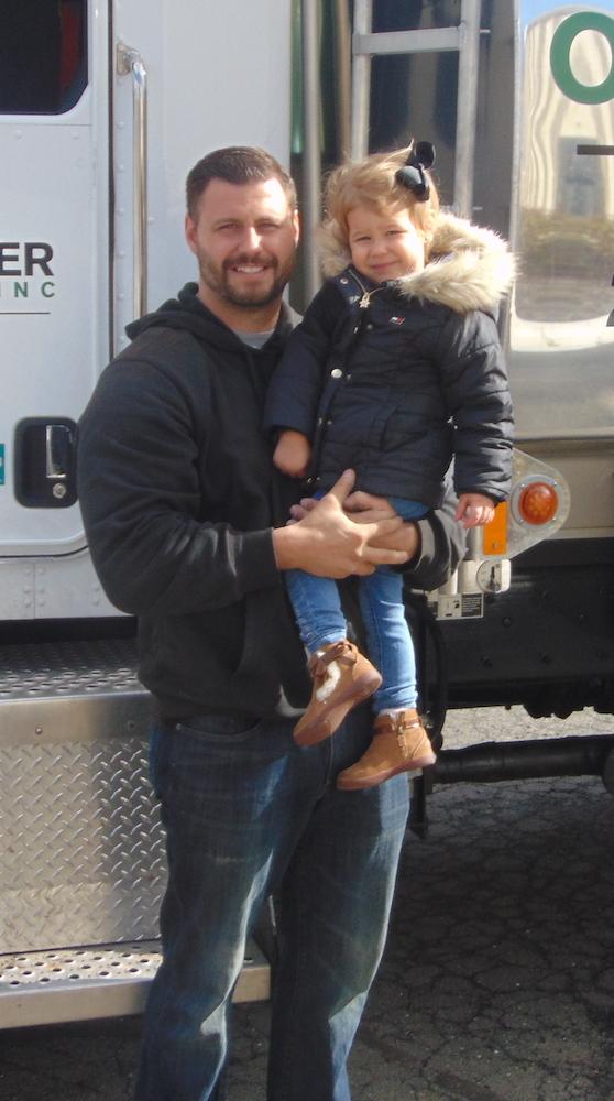 Barney Barker Oil is a family-run business