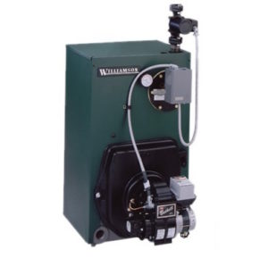 Barney barker oil carries without- tank OWT - Oil Fired Water Boiler